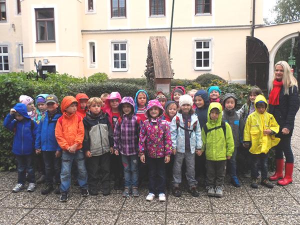 Schulbeginn in Furth