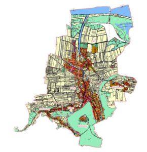 Flächenwidmungs-und Bebauungsplan der Marktgemeinde Furth bei Göttweig
