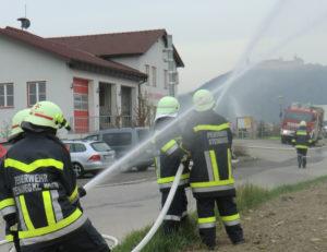 Feuerwehr Steinaweg
