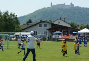 Fußball- und Cheerleadercamp @ Sportanlage USV-Furth | Palt | Niederösterreich | Österreich