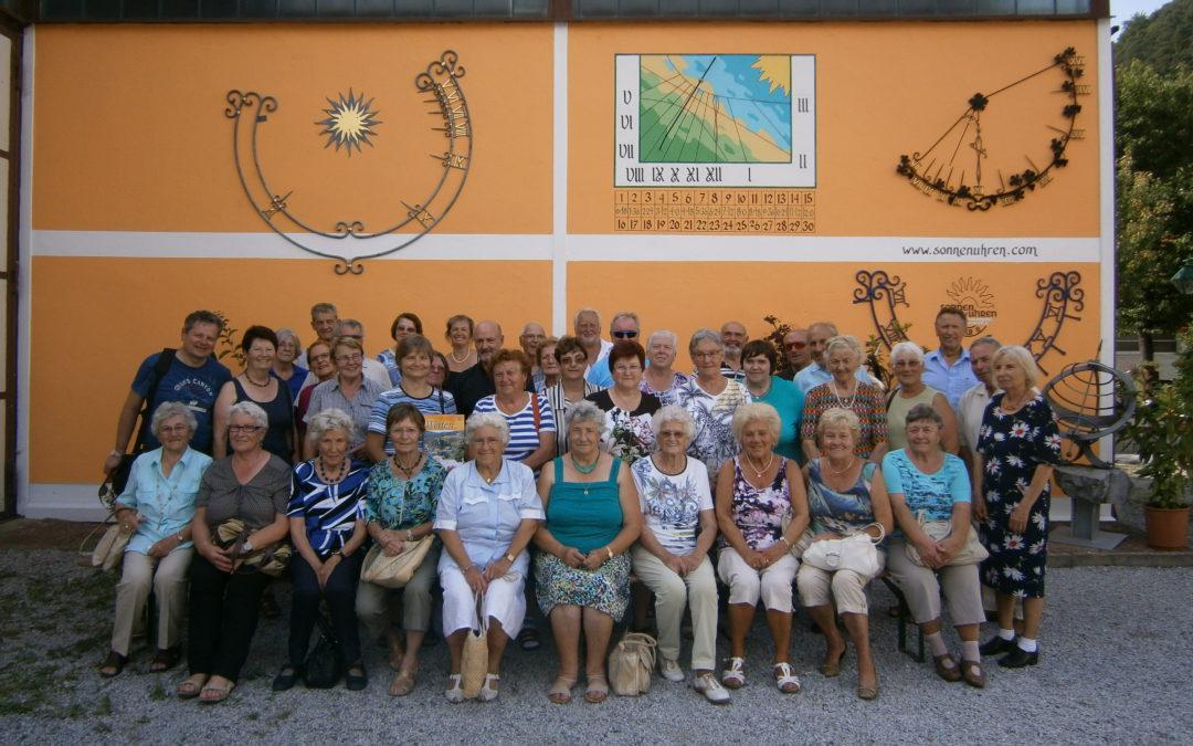 Heurigenbesuch ÖVP Seniorenbund