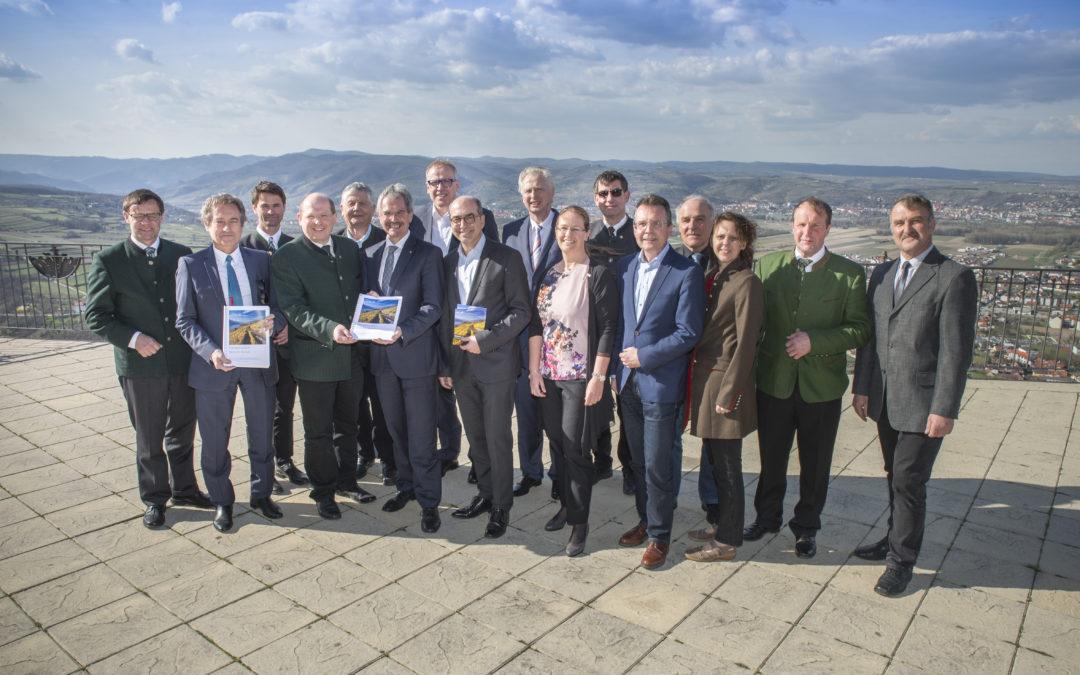 Wachaugemeinden unterzeichnen gemeinsame Erklärung