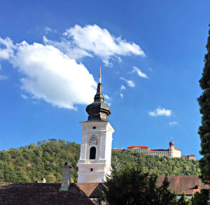 Maiandacht mit Segnung des Rohrhoferkreuzes @ beim Feldweg entlang der alten Fladnitz | Palt | Niederösterreich | Österreich