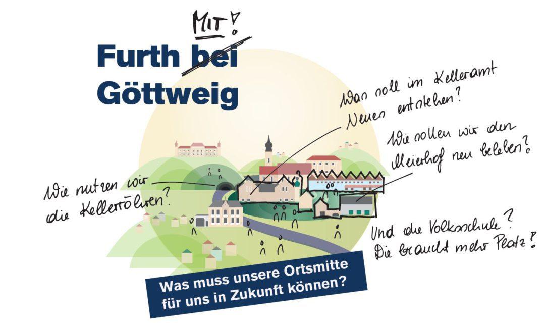 Dorfentwicklungsprojekt: Furth MIT Göttweig