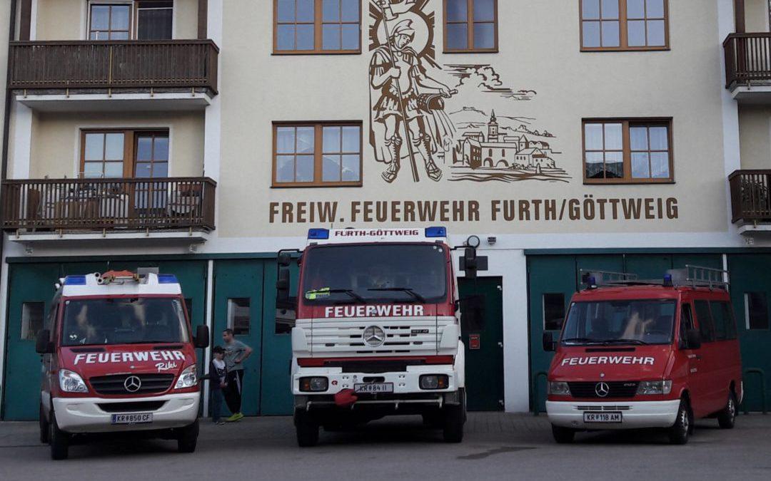 Feuerwehrfest FF Furth (150 Jahr Feier)