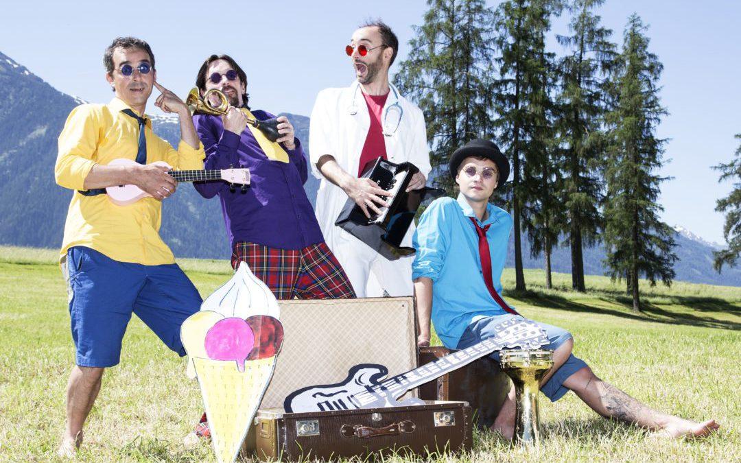 Festival Glatt & Verkehrt Kindernachmittag