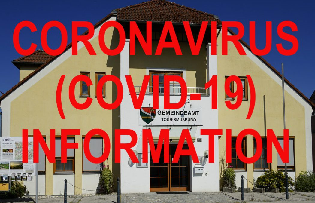 COVID-19 – Informationen bzgl. 2. Lockdown
